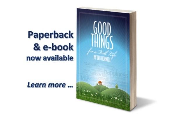 Deb's book …